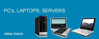 PCs and Laptop Services
