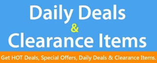 DAILY DEALS & CLEARANCE ITEMS